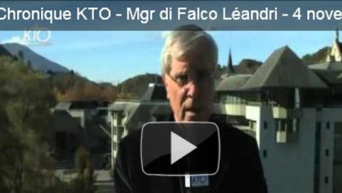 Politique et miracles : la chronique de Mgr Jean-Michel di Falco Léandri sur Kto
