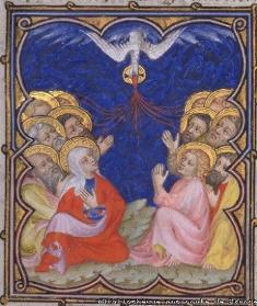 Venez vivre 3 jours de feu à Notre Dame du Laus pour le week end de la Pentecôte !