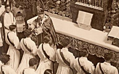 60e anniversaire de l'ordination presbytérale de Benoît XVI