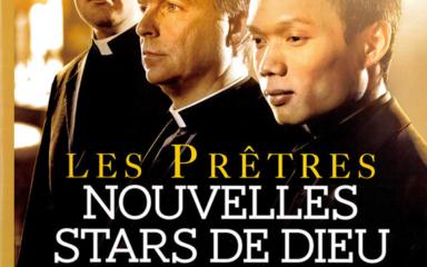 """Un hors série du """"Pèlerin"""" sur """"Les Prêtres"""" disponible au Laus"""