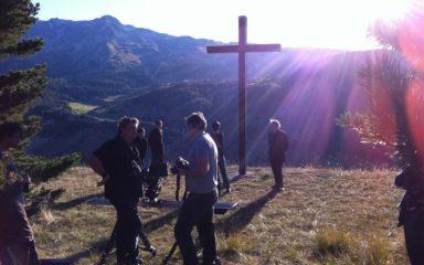 Découvrez en avant-première les photos du tournage du prochain clip des Prêtres