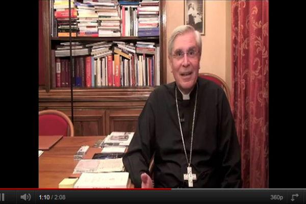 Quand on est allergique au monde catholique — la chronique de Mgr Jean-Michel di Falco Léandri sur KTO