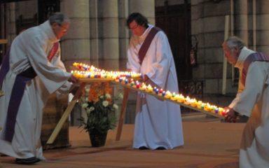 Messe pour les défunts en la cathédrale de Gap