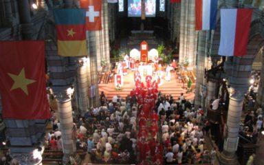 Statistiques de l'Eglise catholique dans le monde et des prêtres étrangers dans les diocèses de France