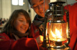 Lumière de Bethléem 2011