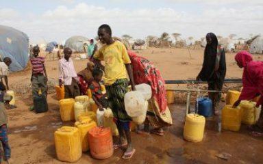 Crédit : CI/Flickr - Dans le camps de Dadaab, au Kenya.
