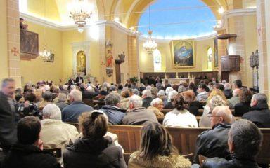 Remollon célèbre la rénovation de son église