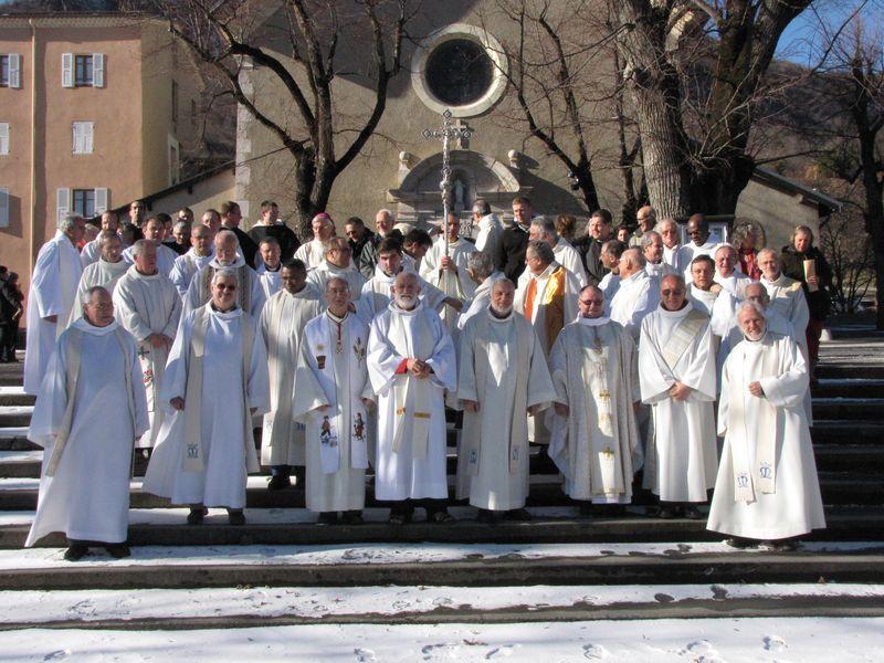 Des voeux pour le diocèse sous le signe de la diaconie, du service