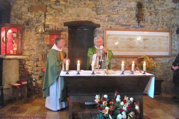 Mgr Jean-Michel di Falco Léandri de passage à Rosans