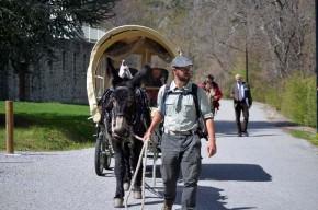 Le périple des Cortès passe par les Hautes-Alpes