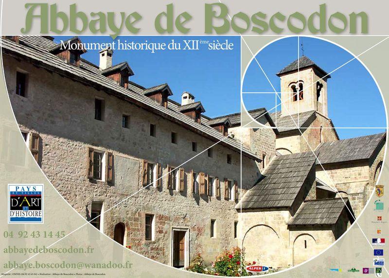Colloque à l'abbaye de Boscodon