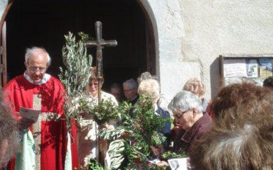 La Semaine sainte sur le diocèse en images