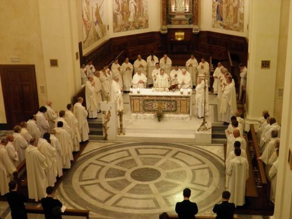 Pèlerinage-retraite 2012