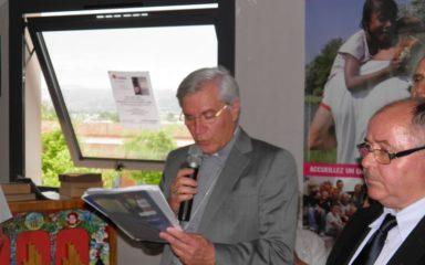 Le Secours catholique inaugure de nouveaux locaux à Manosque en présence de Mgr Jean-Michel di Falco Léandri