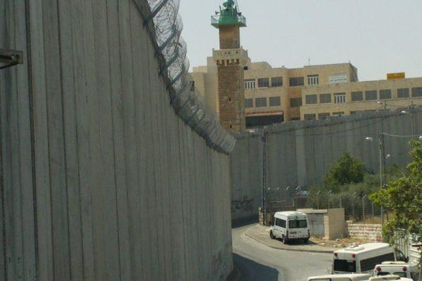 Secours Catholique – Venue du témoin palestinien Abdel Maseeh Yunam, le 4 juin à Gap