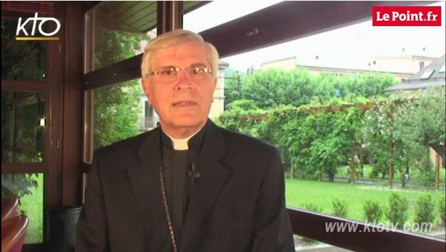 Mgr Jean-Michel di Falco Léandri : péripéties électorales
