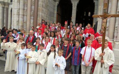 """Confirmations du diocèse à la cathédrale de Gap : """"Soyez créatifs !"""""""
