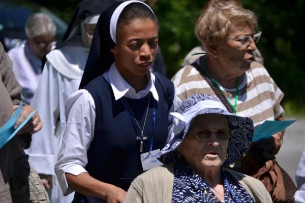 Pèlerinage de la santé au sanctuaire Notre-Dame du Laus