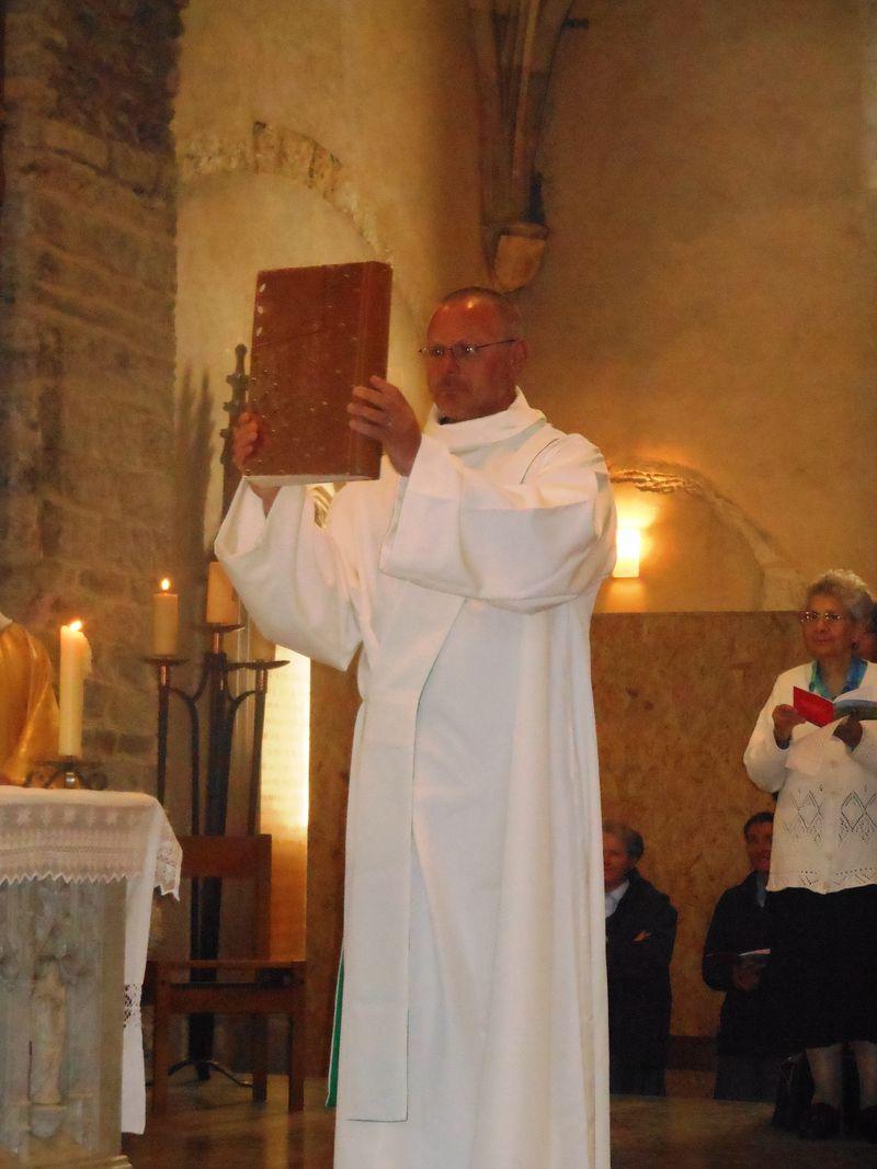 Jean-Marc Beaussart, diacre depuis deux mois, arrive sur le diocèse