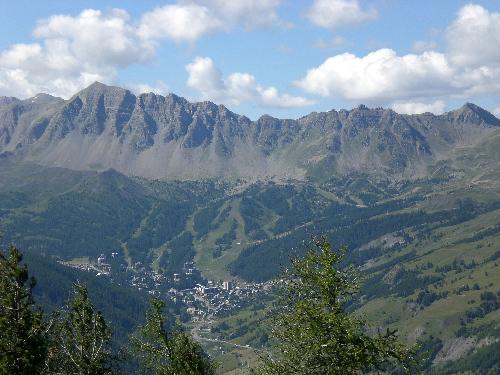 Bible en montagne