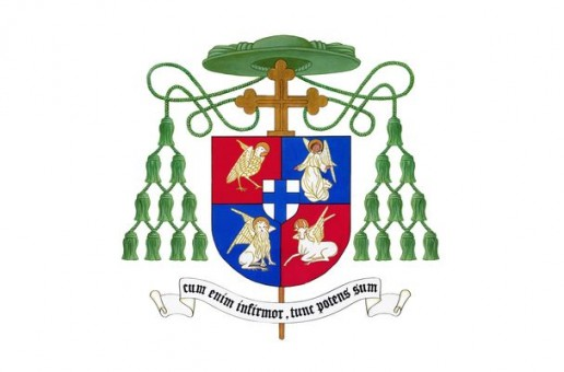 Agenda public de Mgr Jean-Michel di Falco Léandri pour février 2016
