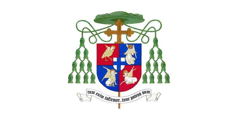 Agenda public de Mgr Jean-Michel di Falco Léandri pour mars 2015