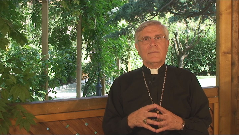 Mgr Jean-Michel di Falco Léandri : retour sur les vacances