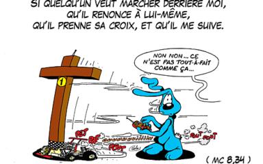 Une croix sur mesure ?…