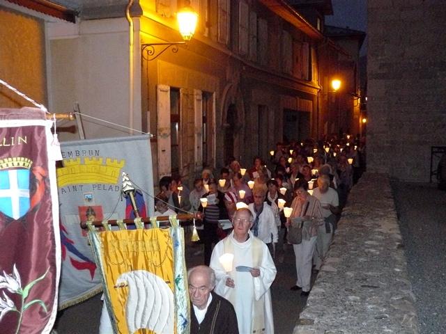 Ferveur pour la fête patronale à Embrun