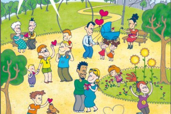 Le 7 octobre : Fête des familles