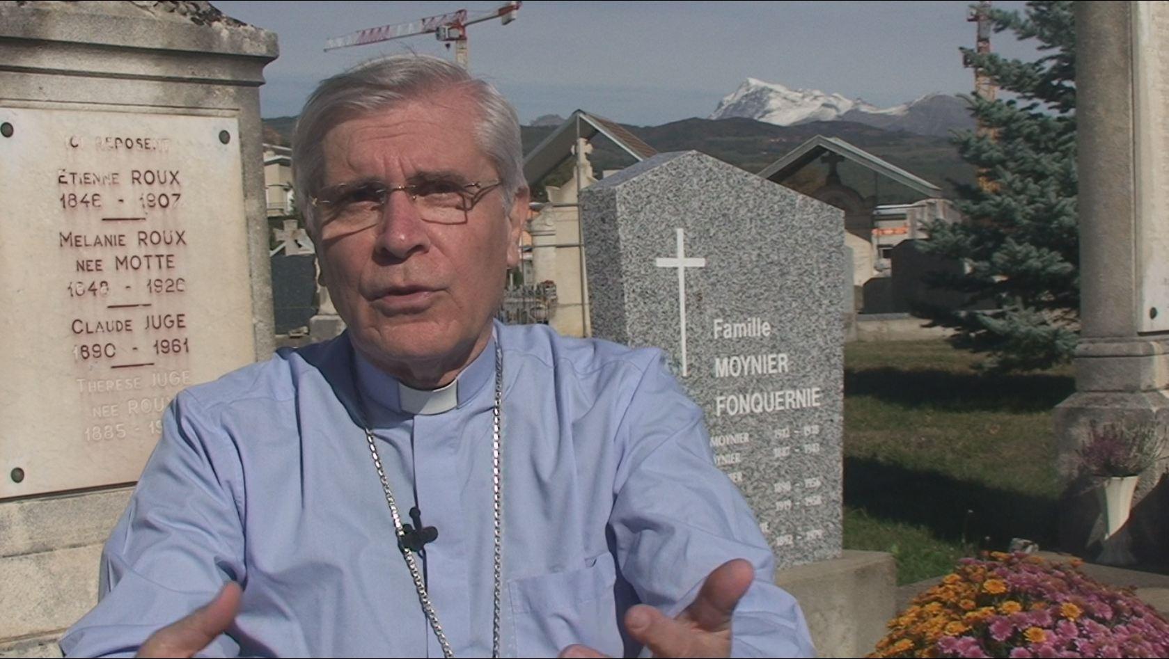Le prolongement de la vie, vu par Mgr Jean-Michel di Falco Léandri
