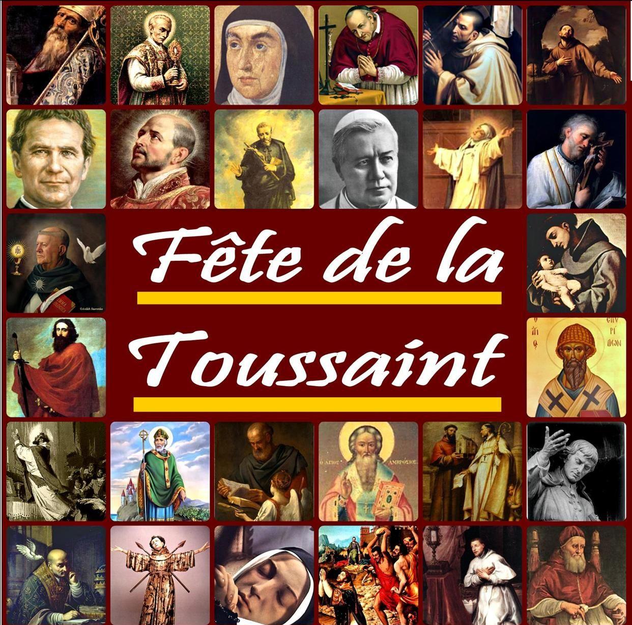 Horaires des messes de la Toussaint sur le diocèse, des messes pour les défunts, des bénédictions aux cimetières