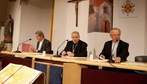 Discours de clôture du Cardinal André Vingt-Trois à Lourdes
