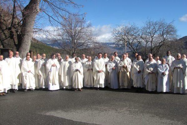 Des vœux pour le diocèse sous le signe de l'annonce de la foi aux adultes