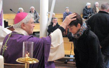 """Mgr Jean-Michel di Falco Léandri lors de l'appel décisif des catéchumènes : """"Pourquoi ne sommes-nous pas plus appelants ?"""""""