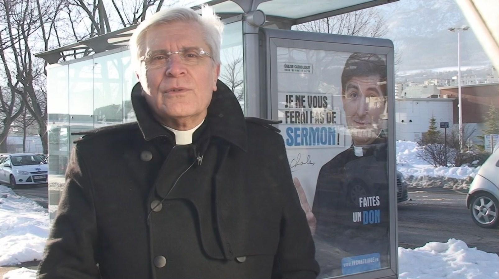 La chronique de Mgr Jean-Michel di Falco Léandri sur le financement de l'Église