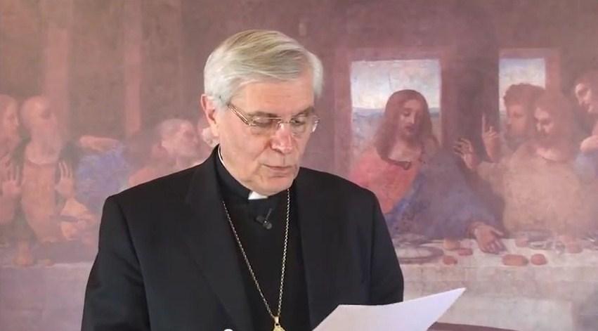"La chronique de Mgr Jean-Michel di Falco Léandri sur ""Parole, parole, parole…"""