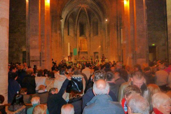 """Les jeunes du diocèse à la découverte des liens entre """"foi"""" et """"citoyenneté"""""""