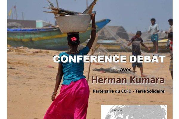 À la rencontre de Herman Kumara du Sri Lanka, partenaire du CCFD – Terre Solidaire