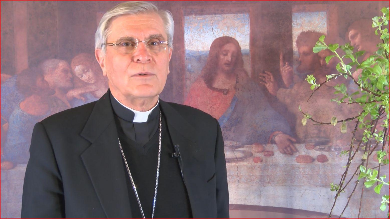 La chronique de Mgr Jean-Michel di Falco Léandri – La croix au cœur de nos vies