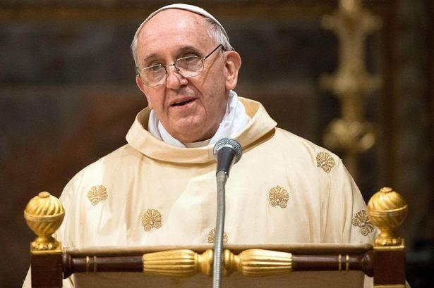 Vidéos de la première messe du pape François – Sa première homélie comme pape
