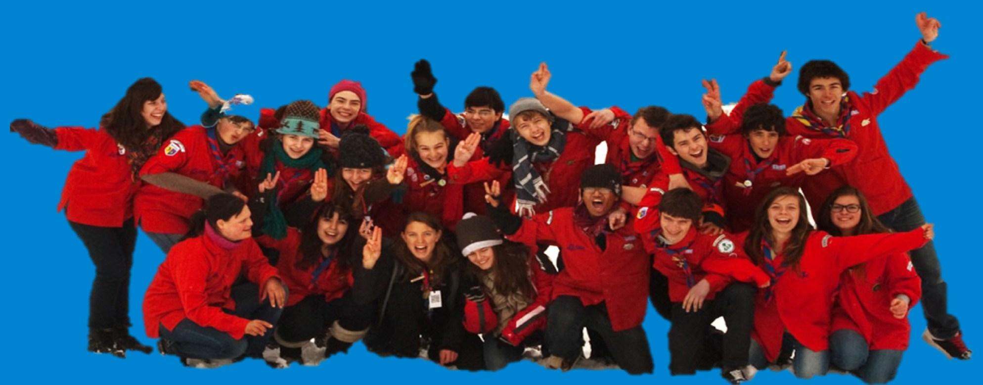 Dîner-spectacle grec organisé par les Scouts et Guides de France de Gap