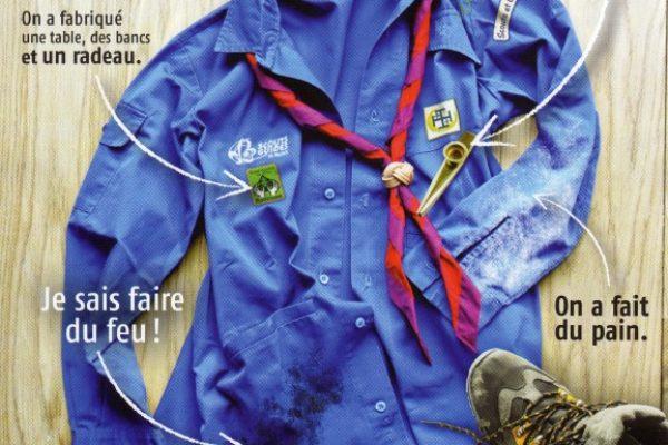 Mission Aventure : un week-end pour découvrir le scoutisme