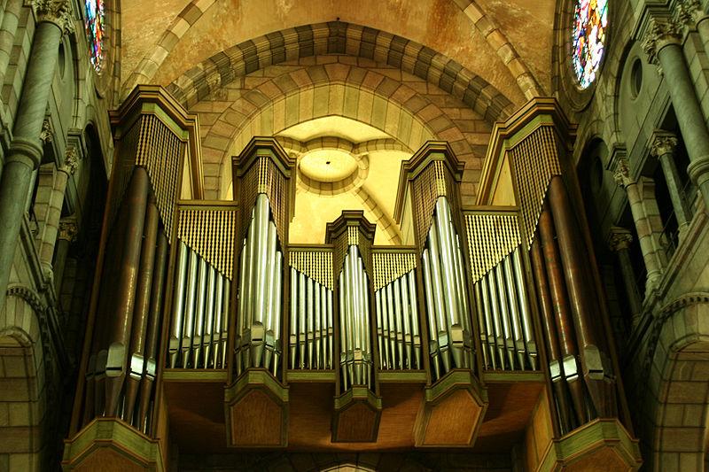 Récitals d'orgue à Gap et à Veynes, de concert avec 850 autres lieux à travers le monde
