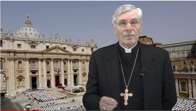 La chronique de Mgr Jean-Michel di Falco Léandri – Non, il n'y a pas deux papes au Vatican