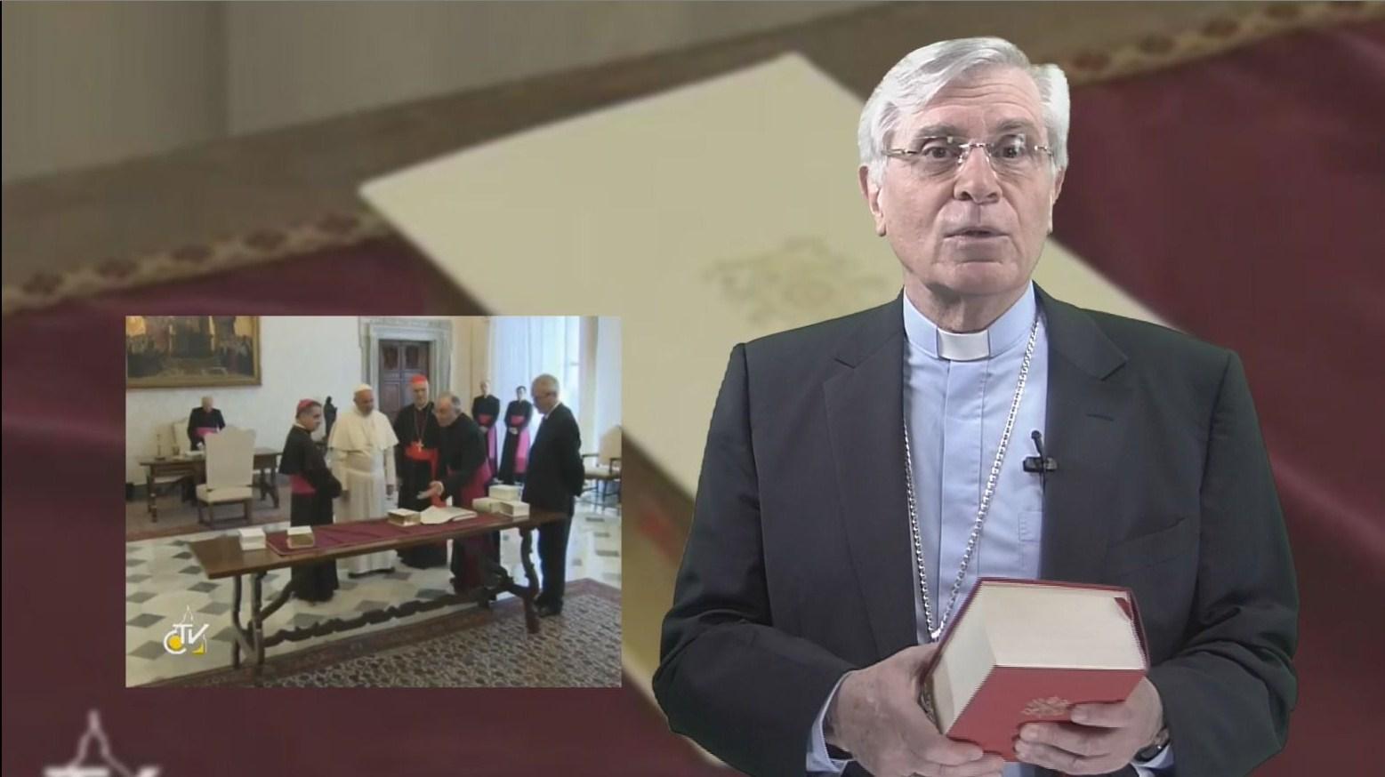 La chronique de Mgr Jean-Michel di Falco Léandri – Les pages blanches et jaunes du Vatican