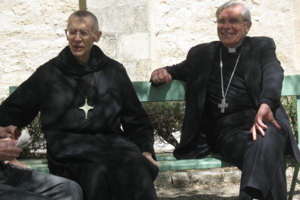 Retour en vidéo sur la retraite des prêtres à Ganagobie