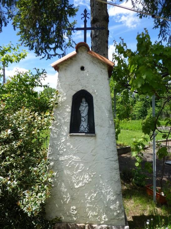 Patrimoine religieux vernaculaire du diocèse : Les oratoires de la commune de Gap