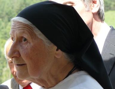 Décès de Sœur Jeanne Marie – Ses funérailles seront présidées par Mgr Jean-Michel di Falco Léandri