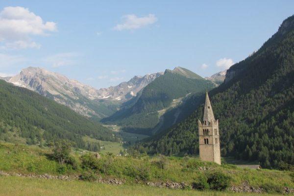 Chemins de Croix d'hier et d'aujourd'hui à Ceillac